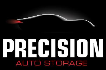Precision Auto Storage Logo